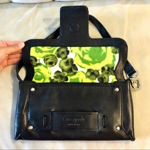 Kate Spade leather purse, clutch and wristlet